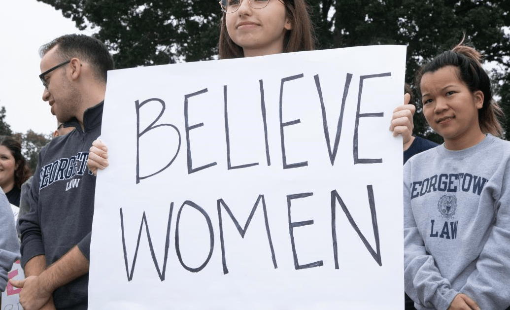 "Feminists are Hypocrites for ""Believing All Women,"" Except Tara Reade"