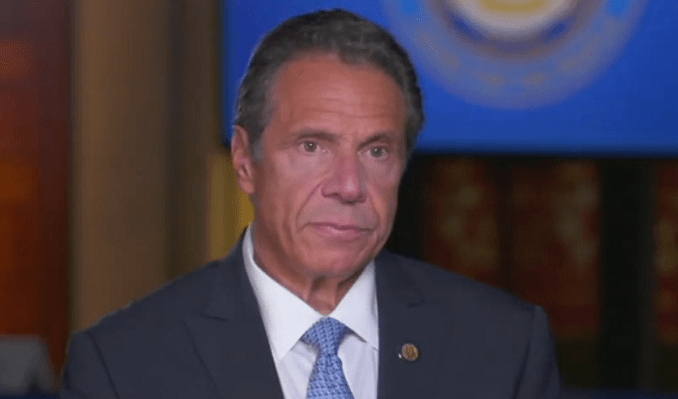 Hypocritical #MeToo Leaders Won't Demand Andrew Cuomo Resign