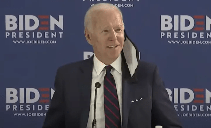 Leftist Group MoveOn Endorses Joe Biden Because He Supports Abortion on Demand
