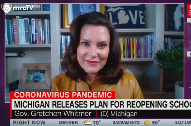 CNN Refuses to Ask Gretchen Whitmer About Her Order That Killed Nursing Home Residents
