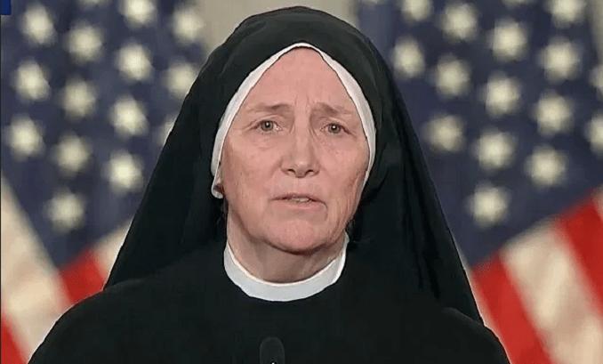 "Catholic Nun Blasts Joe Biden And Kamala Harris: ""The Most Anti-Life Presidential Ticket Ever"""