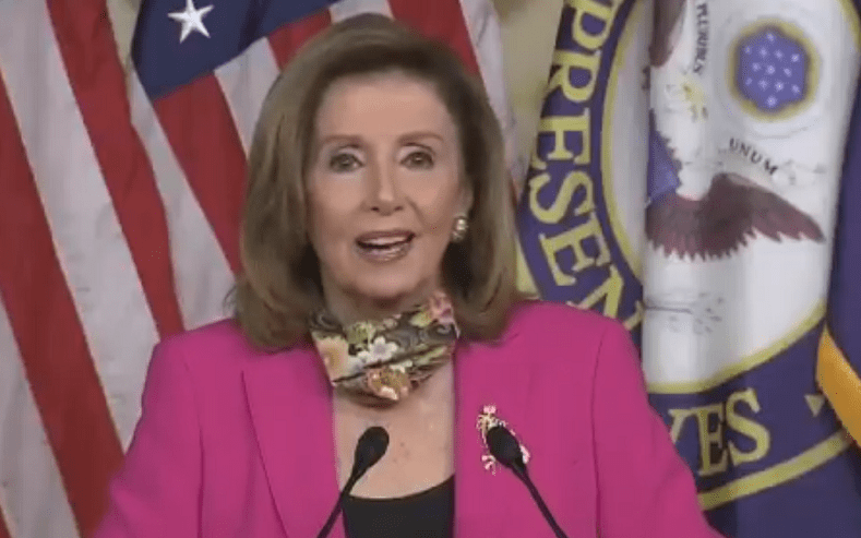 Abortion Activist Nancy Pelosi Receives Communion Despite Violating Church Teachings