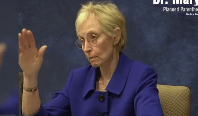 Planned Parenthood Officials Admit Under Oath That They Sold Aborted Baby Parts