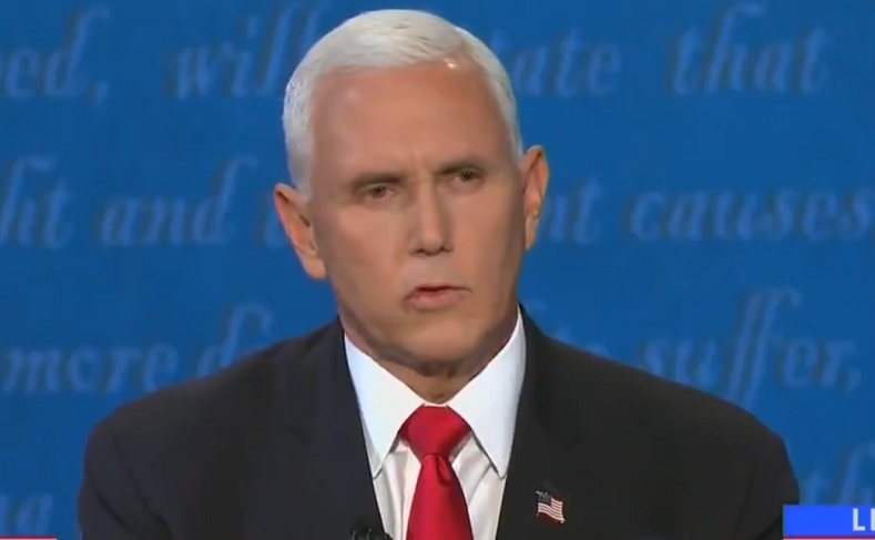 """Vice President Mike Pence: """"I'm Pro-Life, I Don't Apologize for It"""""""
