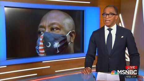 """MSNBC Host: Black Senator Tim Scott is a """"Fool"""" for Being Republican, Needs to be Silenced"""