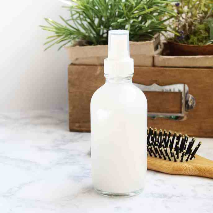 Image result for homemade shampoo spray