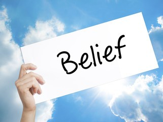 do you believe four steps to nurture belief in your life life nub