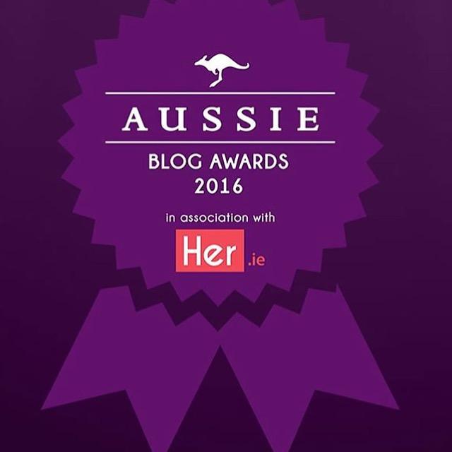 Aussie Blog Awards 2016