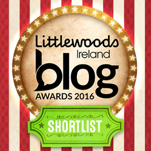 Blog Awards Ireland Shortlist
