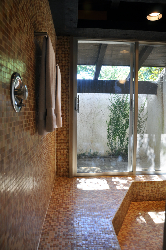 An Architect S House Master Shower Life Of An Architect