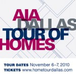 AIA Dallas Tour of Homes 2010