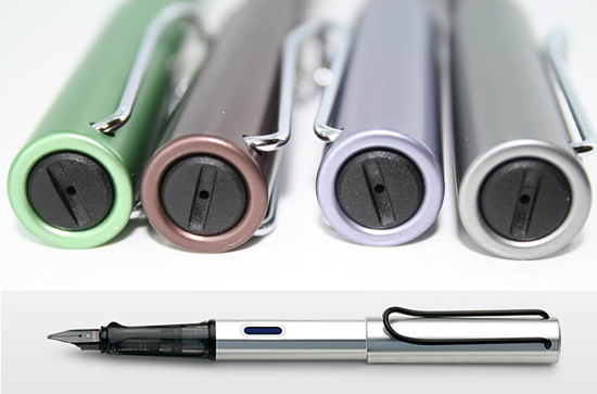 Lamy Fountain Pen AL star L25