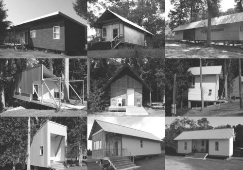 Rural Studio Houses