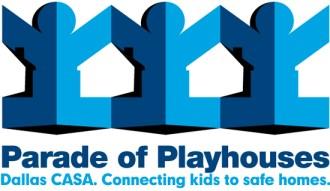 2011 Parade of Playhouses benfitting Dallas CASA