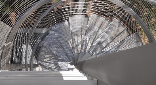 Circular Stair Detail