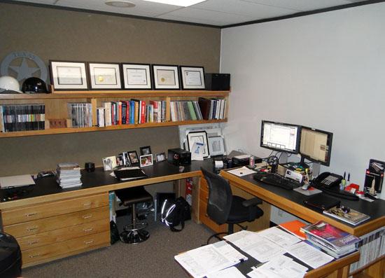Andrew Hawkins Office
