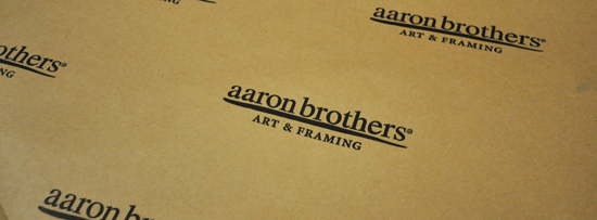 Aaron Brothers framing