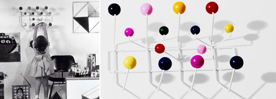 Eames Hang it all rack