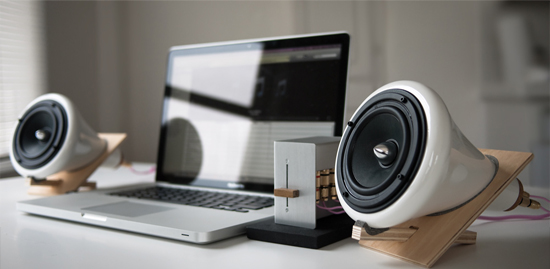 Joey Roth Desktop Speakers