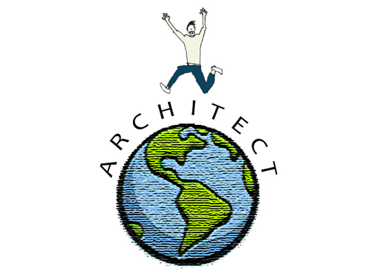 Happy Architect - Best Job in the World