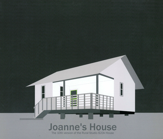 Joannes-House-Book-Cover Joannes House Plans Rural Studio on
