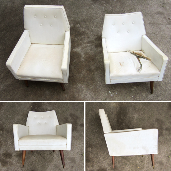 Mark VII Division Eddystone Manufacturing Company chairs