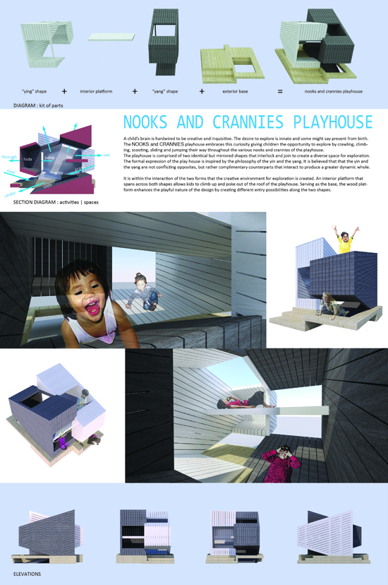 Nooks and Crannies by Bogdan Tomalevski and Tarek Abdel Ghaffar