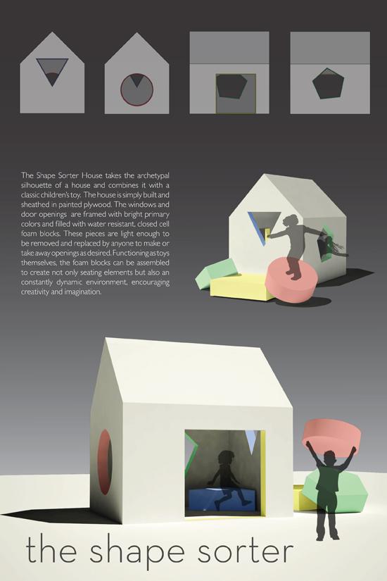 The Shape Sorter by Dylan Fuller