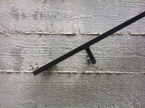 Hand rail - before