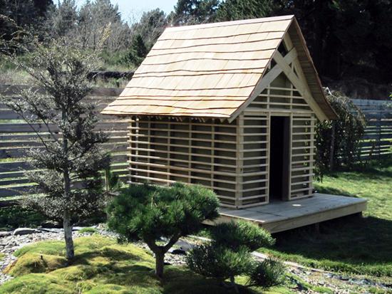 Japanese Playhouse in New Zealand - Matt Staiger
