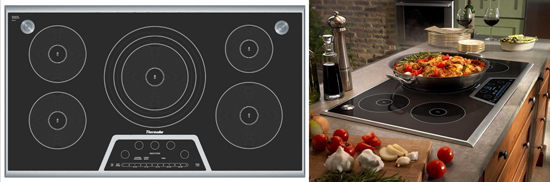 Thermador CIS365GB Materpiece Induction Cooktop