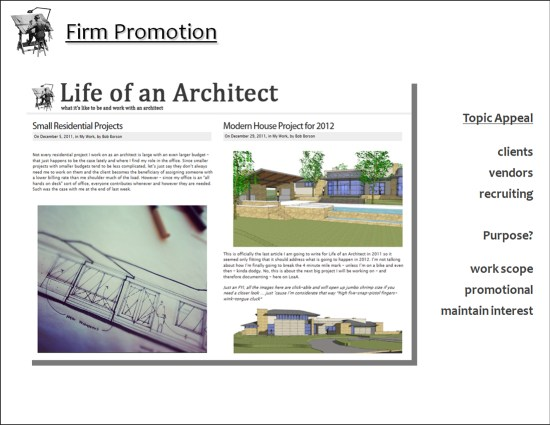 AIA National Presentation - Life of an Architect 12