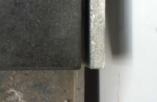 modern stairs - precast concrete treads