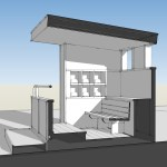 2012 Life of an Architect Playhouse Design – the 'Dugout'