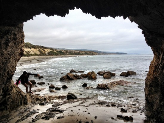Exploring Crystal Cove at Laguna Beach