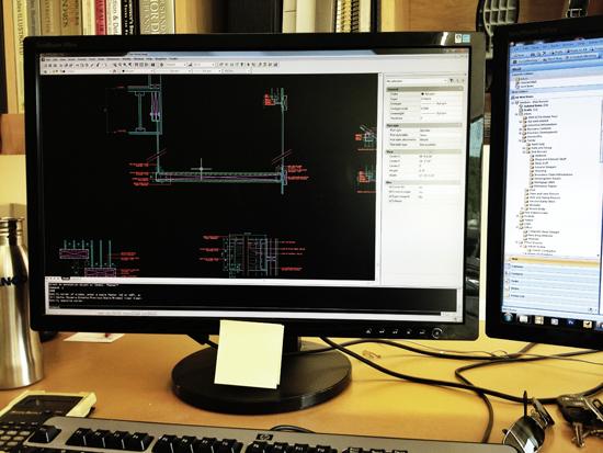 create CAD stair details