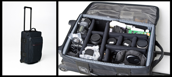 Canon Camera and Lens Case