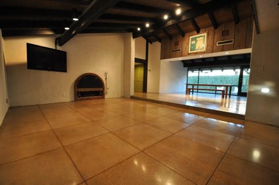 Polished Concrete floors
