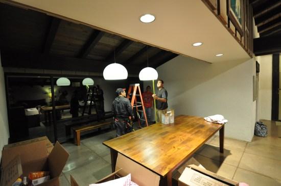 Hanging Kartell Light Fixtures