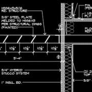 Cottonwood Modern – Steel Trellis