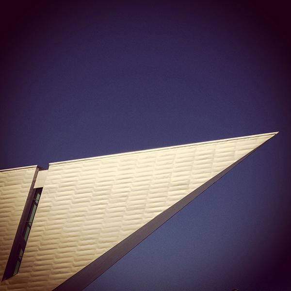 Denver Art Museum by Daniel Libeskind