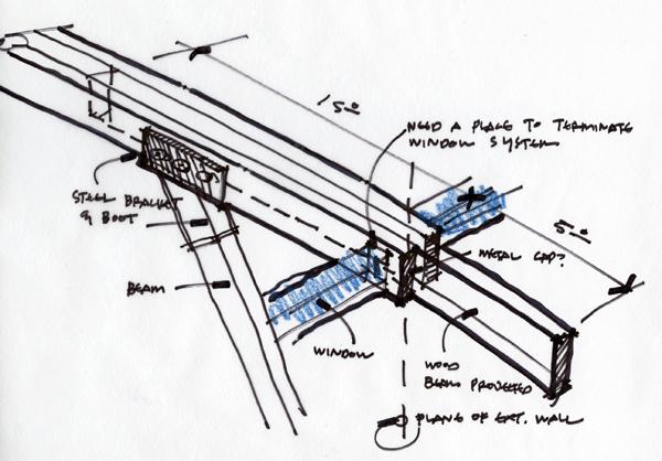 Bob Borson construction sketch 02