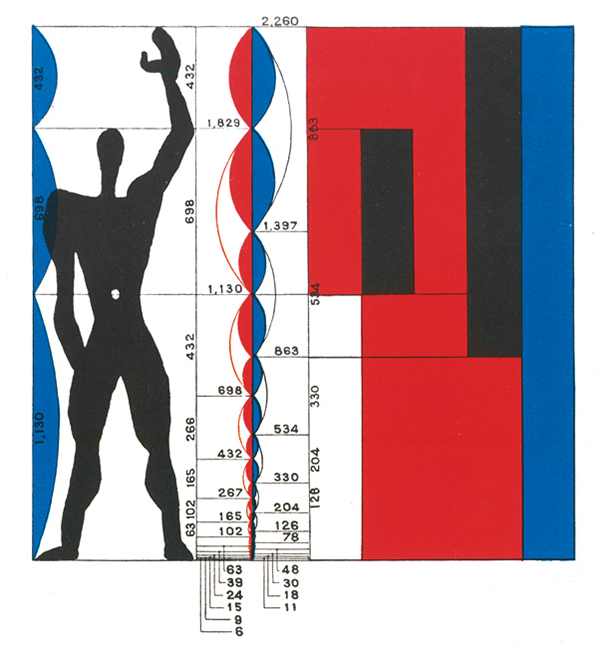 Le Corbusier - The Modular Man
