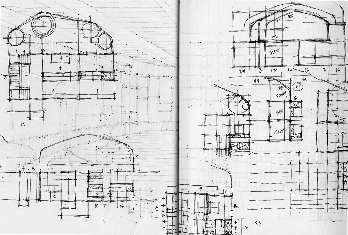 architecture design sketches. Michael Malone Design Sketch 01 Architecture Sketches N