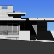 KHouse Modern Progress – Revit