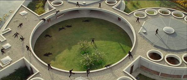 Tierheim Animal Shelter by Dietrich Banger 2001