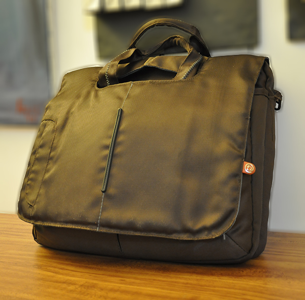 Architect Rafael Ian Pinoy's bag