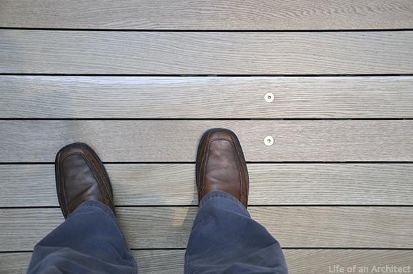 Renzo Piano Kimbell Museum gallery floor