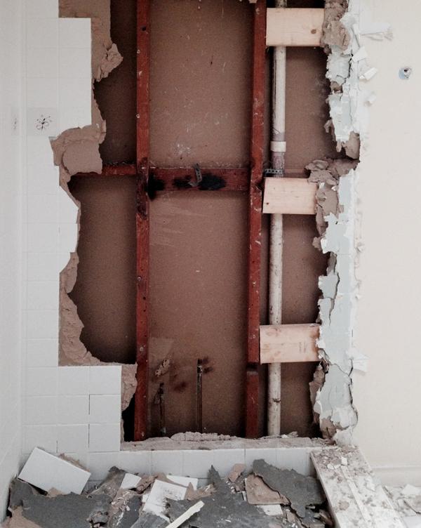 reclaiming plumbing fixtures