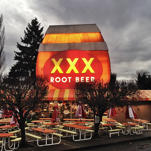 XXX Root Beer